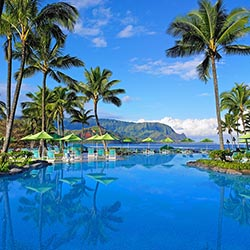 The St. Regis Princeville on Kauai is one of the participating properties. // © 2016 Journese