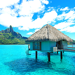 <p>Agents can earn $50 when booking an overwater bungalow on any of Tahiti's Islands. // © 2017 iStock</p><div></div>