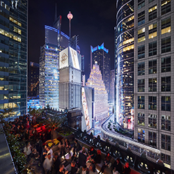 <p>Clients can celebrate New Year's Eve in New York. // © 2015 The Knickerbocker</p><div> </div>