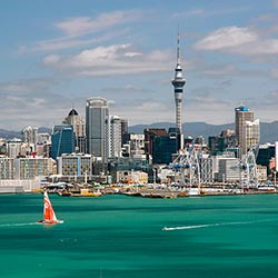 <p>Travel to Auckland, New Zealand at a reduced rate. // © 2017 iStock</p><div></div>