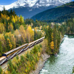 Couples can receive $1,000 in added value if they are booked on a package of seven nights or more. // © 2015 Rocky Mountaineer