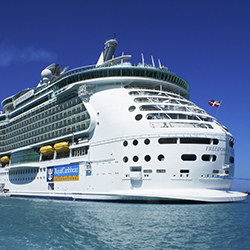 <p>Royal Caribbean Cruises' new enhancement adjusts the way Tour Conductor credit is earned. // © 2017 iStock</p><div></div>