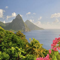 <p>St. Lucia Tourist Board invites agents to explore the beauty of the Caribbean island. // © 2016 iStock</p><p> </p>