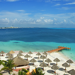<p>Agents can receive exclusive offers, such as $1,500 worth of resort coupons in Cancun. // © 2017 iStock</p><div></div>