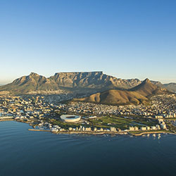 Agents can save on travel bookings to various destinations, such as Cape Town, South Africa, until Sept. 30.  // © 2016 iStock