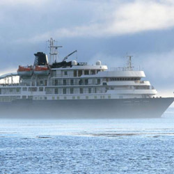 Some itineraries on Zegrahm's Caledonian Sky qualify for the bonus commission. // © 2015 Zegrahm Expeditions