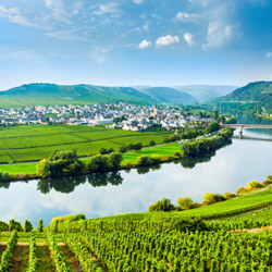 Some Avalon itineraries take cruisers to sights along the Moselle River. // © 2015 Thinkstock