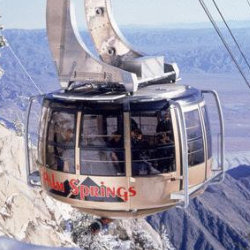 The Palm Springs Aerial Tramway is offering discounts during Travel Professionals month // (c) 2013 Palm Springs Aerial Tramway