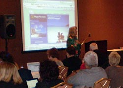 OSSN training event featuring Happy Vacations and Carnival Cruise Line.