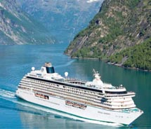 Sailing on a world cruise was the number-one trip of a lifetime among luxury travel readers of Virtuoso Life magazine. The Crystal Serenity (shown...