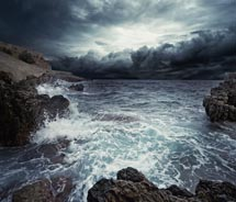 The perfect storm // © 2011 Andrejs Pidjass