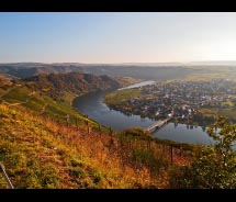 Mosel River, Germany // Nathan DePetris, Pride Travel