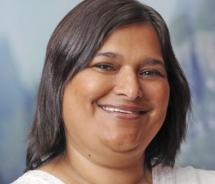 Roshene Singh, Chief Marketing Officer, South Africa Tourism // (c) 2011 South Africa Tourism