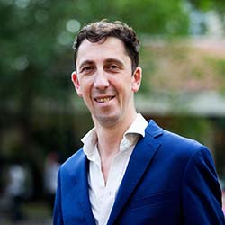 <p>Andrew Carroll, global head of sales and marketing for Exotic Voyages // © 2016 Andrew Carroll</p><p>Feature image (above): Oman will soon be added...