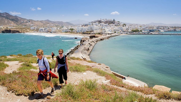 Greece is a trending destination for REI Adventures' women-only itineraries.