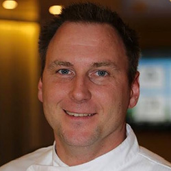 <p>Andreas Kretschmar, corporate executive chef for Viking River Cruises // © 2017 Viking River Cruises</p><p>Feature image (above): Viking's...