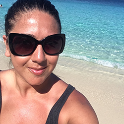 <p>Yvette Godoy of Canyon Crest Travel // © 2015 Yvette Godoy</p><p>Feature image (above): Godoy specializes in travel to the Caribbean and finds the...