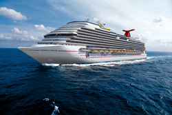 Carnival Cruise Line's Carnival Dream debuts next September. // (c) Carnival Cruise Line