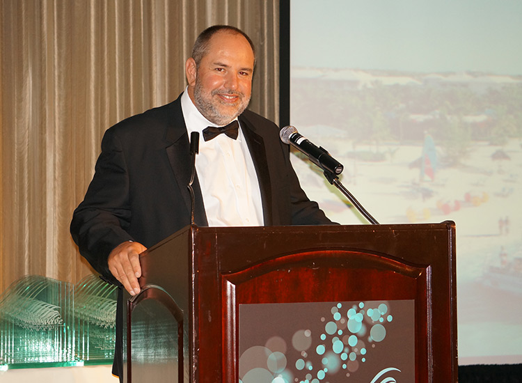 Kenneth Shapiro, Editor-in-Chief, TravelAge West