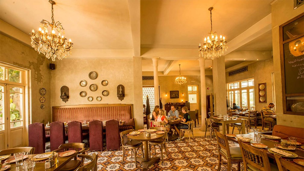Automático persecucion abortar  Been There, Do This: Sufra Restaurant in Amman, Jordan | TravelAge West