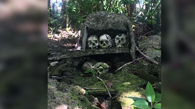 Been There, Do This: Skull Island in the Solomon Islands