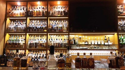 Been There, Do This: The Drunken Master Whisky Bar in Kaosiung, Taiwan