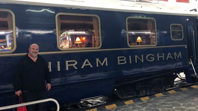 Been There, Do This: Belmond Hiram Bingham Train From Machu Picchu