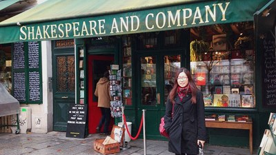 Been There, Do This: Shakespeare and Company in Paris