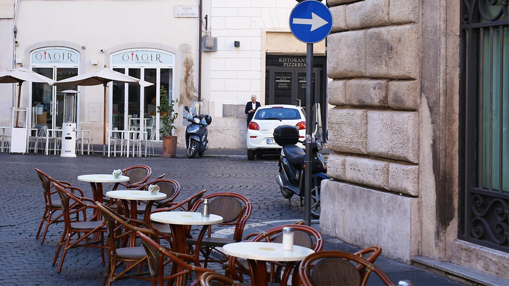 Been There, Do This: Sant' Eustachio Il Caffe in Rome