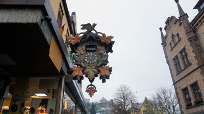 Been There, Do This: Cuckoo Clocks and Steins in St. Goar, Germany