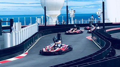 Top 5 Attractions for Teens on Norwegian Bliss