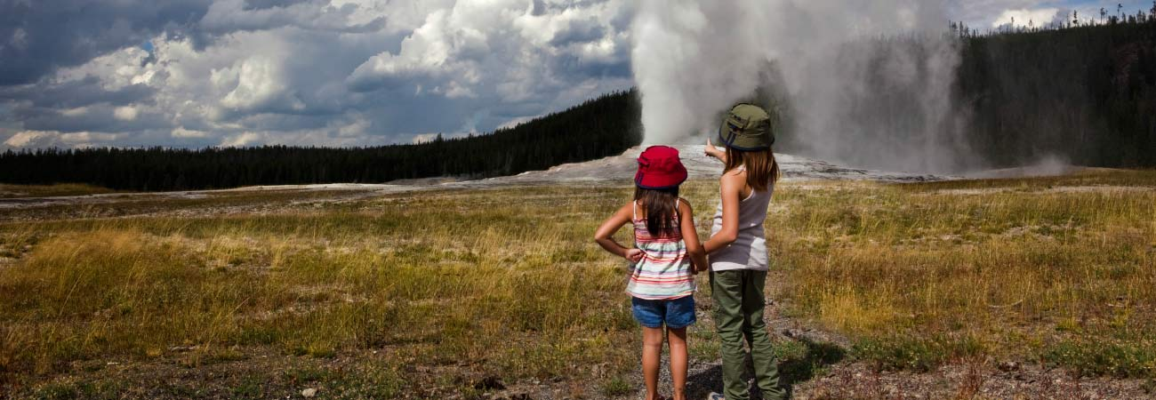 Why Agents Should Book National Parks for Families