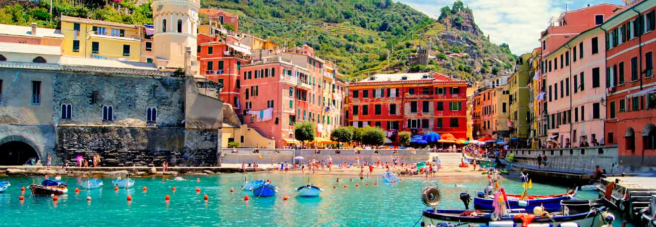 Getting Around Italy's Cinque Terre