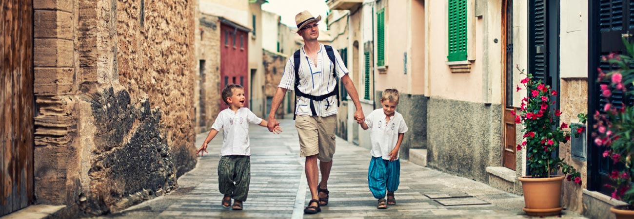 Advice From a Travel Agent: Europe for Families