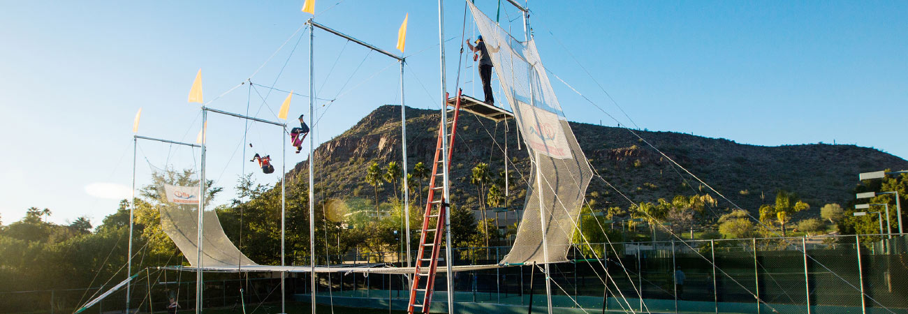 Fave Find: Learning Trapeze on Vacation With I.FLY Trapeze