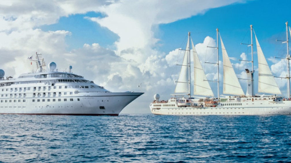 Windstar Cruises offers lower single supplements. // © 2016 Windstar Cruises 2