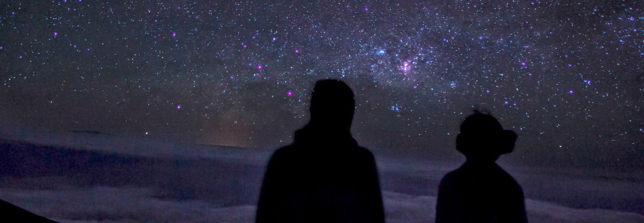 Stargazing on Top of Haleakala With Maui Astronomy Tours