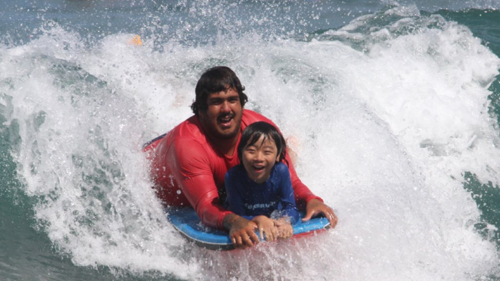 Why Families Should Bodyboard in Hawaii