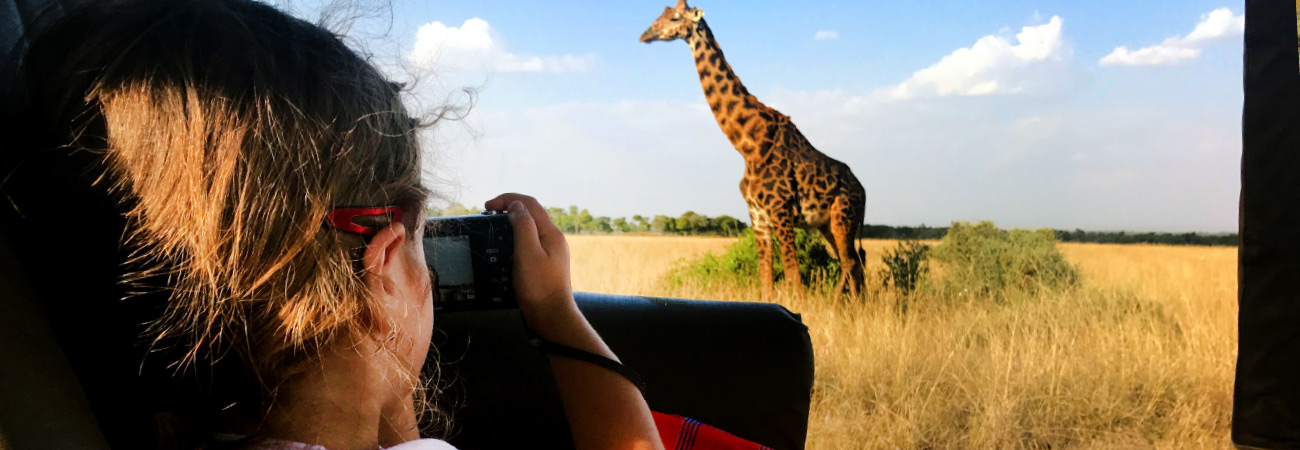 How to Take an Africa Safari With Kids