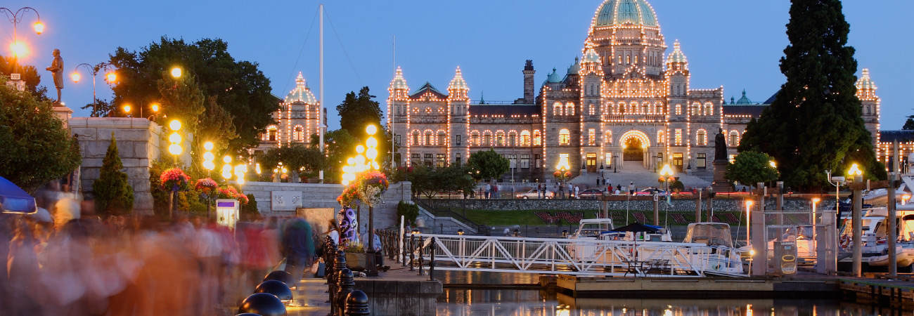 A Family Travel Guide to Victoria, British Columbia