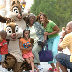 Agents can help with a Disney vacation. // © 2014 Disney