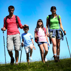 Families can hike the Dalmatian Islands with Backroads. // © 2014 Thinkstock