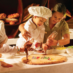 In cooking classes at One&Only Palmilla, kids learn about local culture through the cuisine. // © 2015 One&Only Palmilla