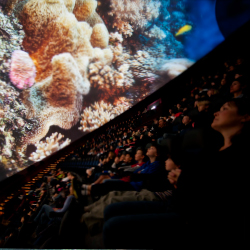 <p>Visitors can be wowed by IMAX films at the Oregon Museum of Science and Industry. // © 2015 Gia-Goodrich/Travel Portland</p><p>Feature image...