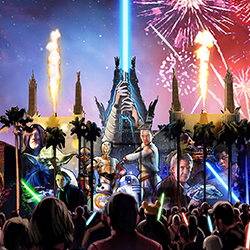 The Rivers of Light musical experience will open in Disney's Animal Kingdom. // © 2016 Walt Disney World