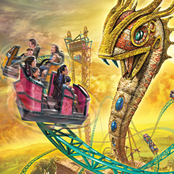 <p>Mako, a new high-speed roller coaster, will debut at SeaWorld Orlando this summer. // © 2016 Seaworld Parks & Entertainment</p><p>Feature image...