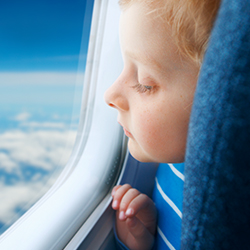 The Families Flying Together Act of 2015 calls for new air carrier policies that would allow families to sit together during a flight. // © 2016...