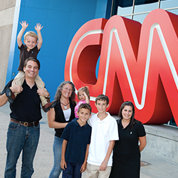 <p>Participate in CNN Studio Tour with the Atlanta CityPass. // © 2016 CNN Studio</p><p>Feature image (above): Atlanta's new Center for Civil and...