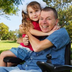 "<p>Travel agents need to ""super-qualify"" clients with special needs. // © 2016 iStock </p><p>Feature image (above): Families with kids with special..."
