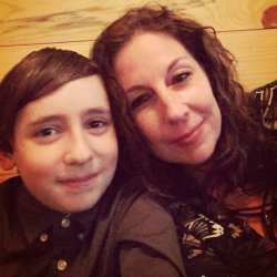 <p>The author and her son, Evan // © 2016 Janna Lopez</p><p>Feature image (above): American's dark past is on display. // © 2016 Janna Lopez</p>